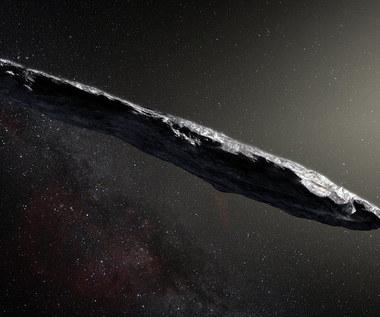 Badacze z Harvardu: Oumuamua może być statkiem obcej cywilizacji