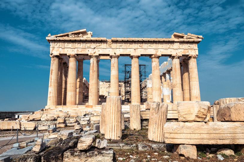 Badaczka wysnuła nową tezę odnośnie starożytnej Grecji /123RF/PICSEL