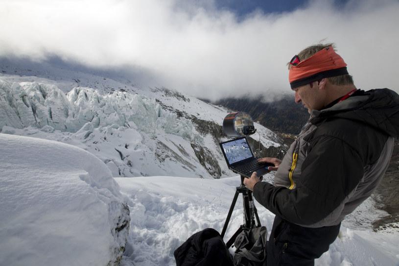 Badania alpejskiego lodowca przyniosły bardzo interesujące wnioski /East News