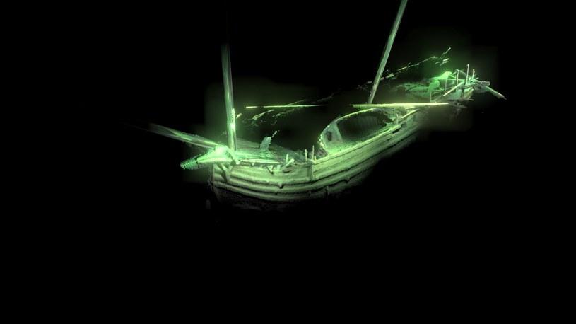 Badania nad znaleziskiem to współpraca między Centrum Archeologii Morskiej na Uniwersytecie w Southampton; Instytutem Archeologii Morskiej Uniwersytetu Södertörn w Szwecji; Deep Sea Productions w Szwecji i MMT, szwedzką firmą, która przeprowadza badania dna morskiego dla firm energetycznych /Deep Sea Productions /materiały prasowe
