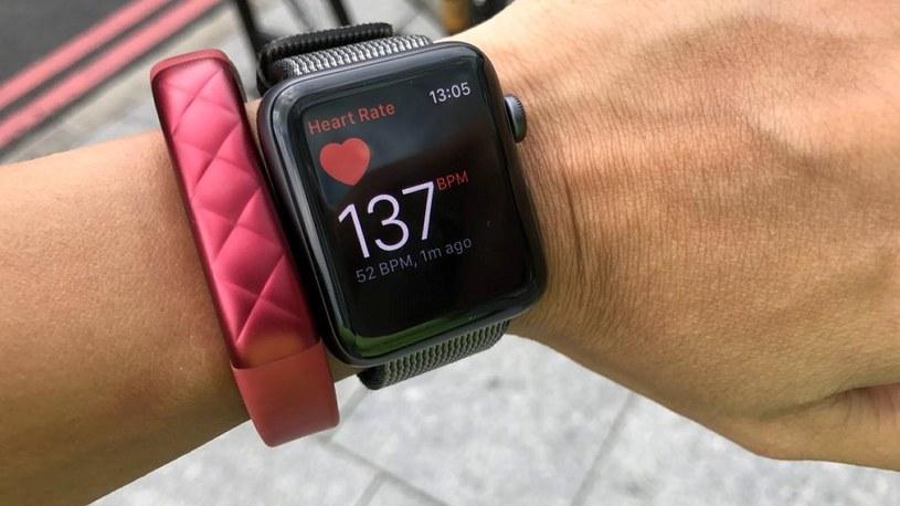 Badania potwierdzają dużą skuteczność prozdrowotnych funkcji smart zegarków /Geekweek