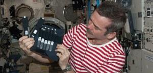 Badania promieniowania kosmicznego na ISS