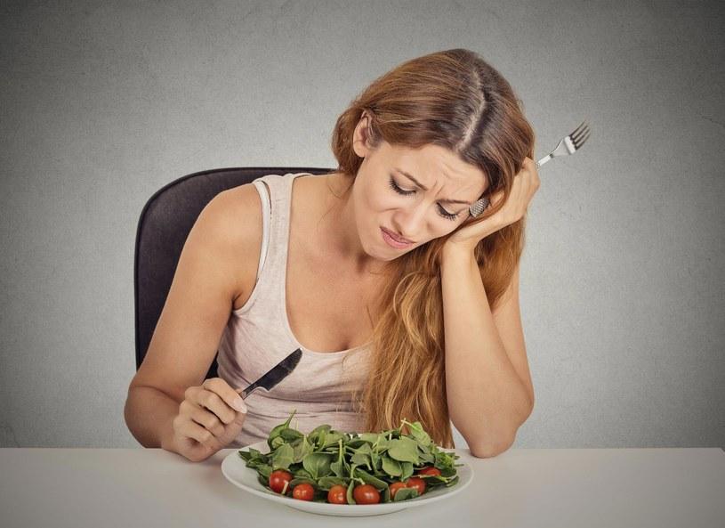 Badania wspierają hipotezę, że anoreksja ma podłoże neurobiologiczne /123RF/PICSEL