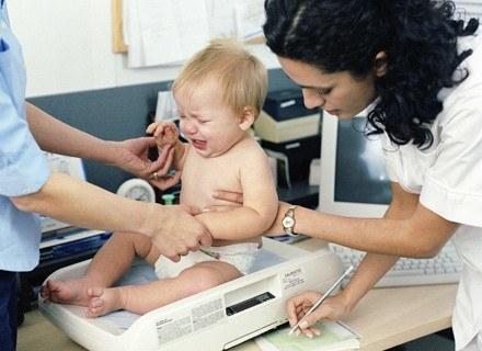 Badanie bilansowe pozwala wykryć nieprawidłowości w rozwoju dziecka