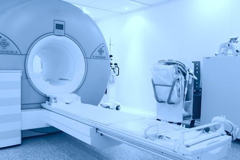 Badanie rezonansem magnetycznym wkrótce będzie jeszcze bezpieczniejsze /123RF/PICSEL