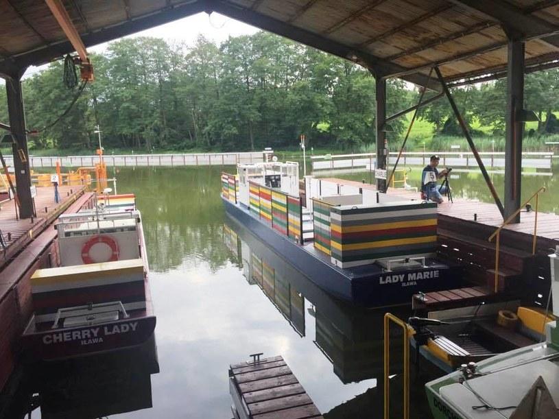 Badawczo - szkoleniowy ośrodek manewrowania statkami /materiały prasowe