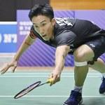 Badminton. Kento Momota znów zwycięża