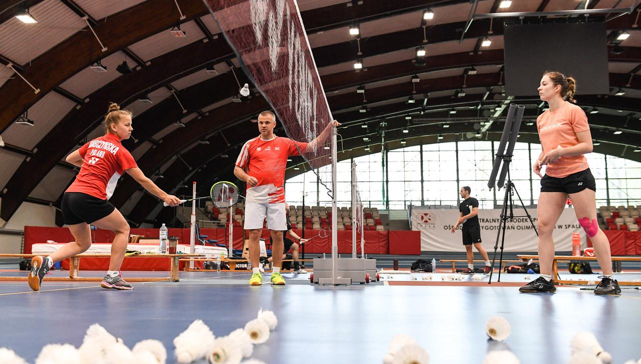 Badminton wraca do treningów