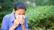 Bądź wyczulona na alergię
