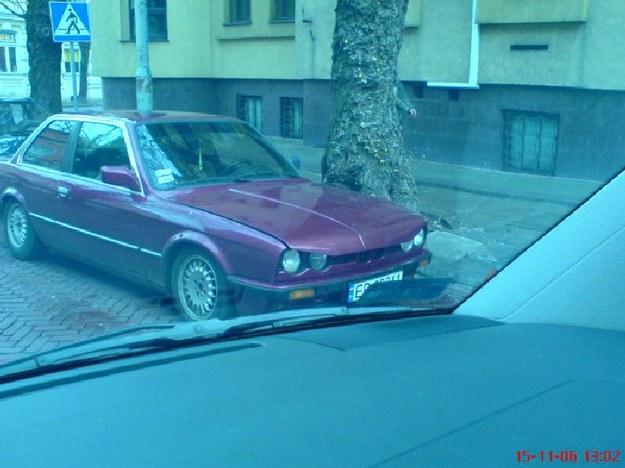 Badzo złe BMW