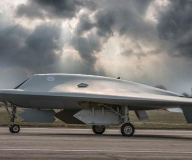 BAE Systems chwali się dronem Taranis