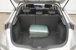 Bagażnik Civica ma pojemność 455-1320 I. To rekordowy wynik jak na hatchbacka. /Motor