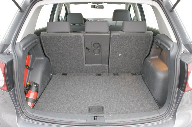 bagażnik golf plus /Motor