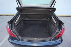 Bagażnik ma pojemność 310 l. Pod podłogą – wnęka na koło zapasowe. /Motor