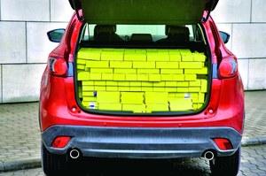 Bagażnik ma rzeczywistą pojemność 453 l. //Motor