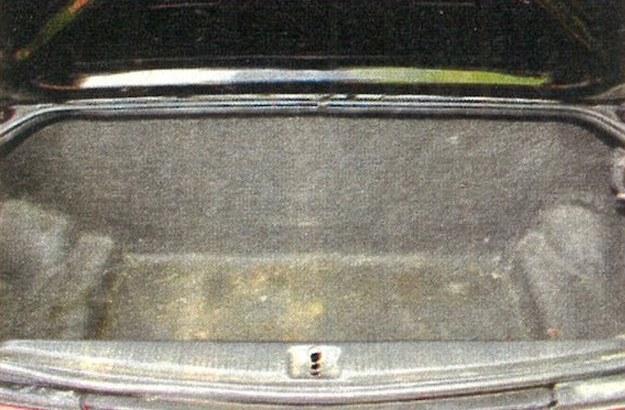 Bagażnik w tylnej części ma objętość 220 l. /Motor