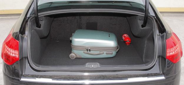 bagażnk /Motor