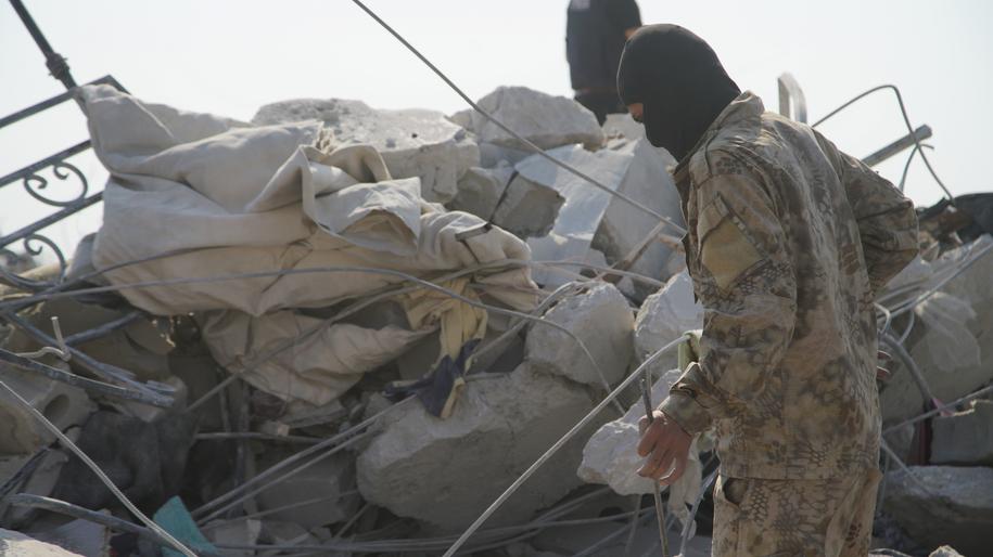 Bagdadiego zdradził były członek ISIS /YAHYA NEMAH /PAP/EPA