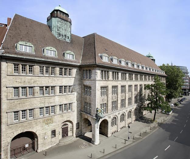 Bahlsen - siedziba firmy w Hanowerze /Informacja prasowa