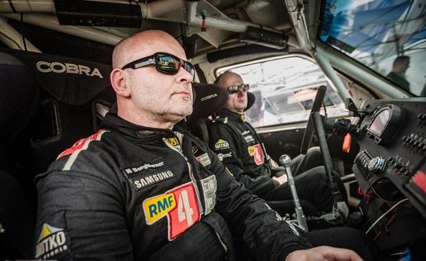 Baja Carpathia: Załoga RMF 4RACING Team na podium!