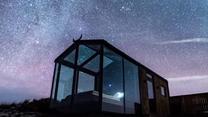 Bajeczne domki na Islandii