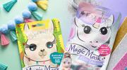 Bajeczne oczyszczenie i niepowtarzalna zabawa z Magic Mask Cute Unicorn od Eveline Cosmetics