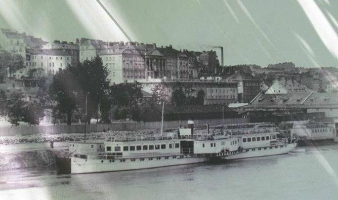 """""""Bajka"""" była szóstym co do wielkości statkiem na Wiśle i jednym z najwytworniejszych /INTERIA.PL/materiały prasowe"""