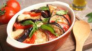 Bakłażany pieczone z pomidorami