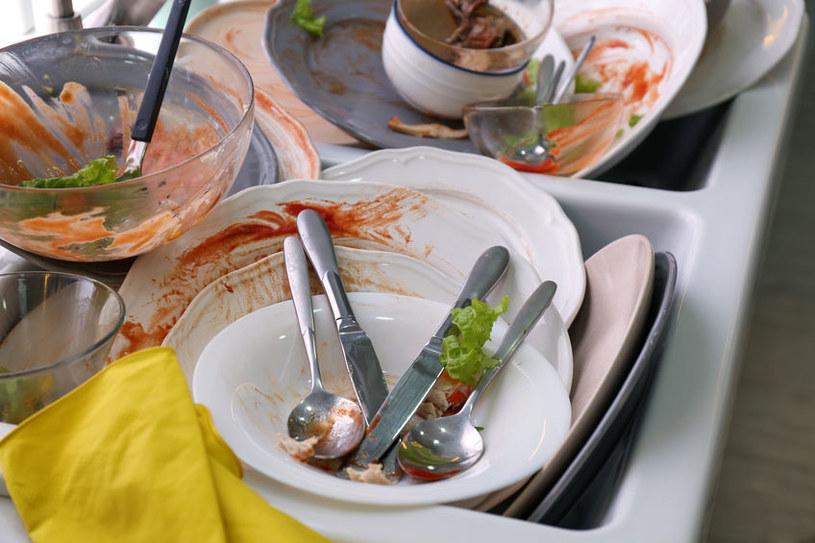 Bakterie mnożą się nie tylko w zapuszczonych i brudnych kuchniach /123RF/PICSEL