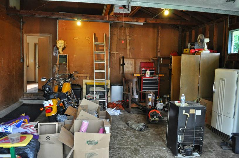 bałagan w garazu /© Photogenica