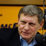 """Balcerowicz: Szef """"Solidarności"""" miota groźbami. To jest karalne"""