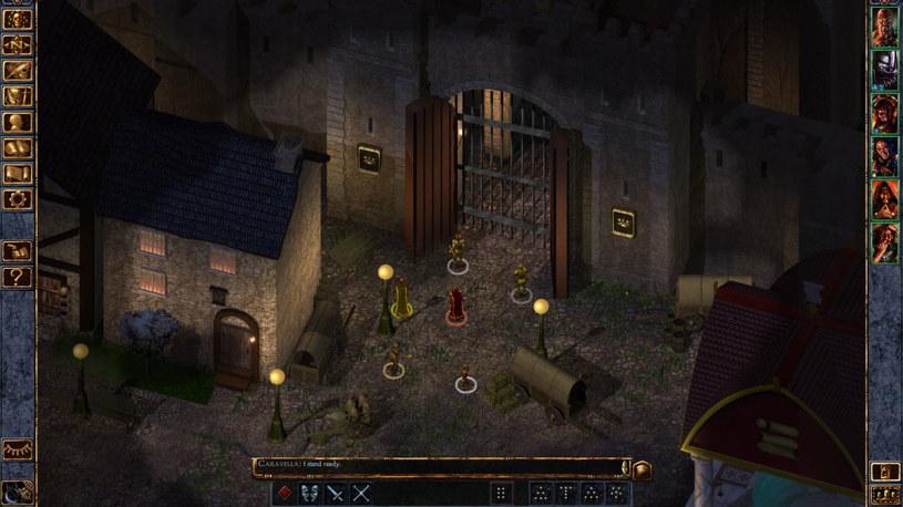 Baldur's Gate: Enhanced Edition /materiały prasowe