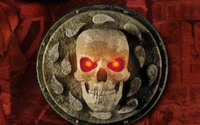 Baldurs Gate - logo /INTERIA.PL