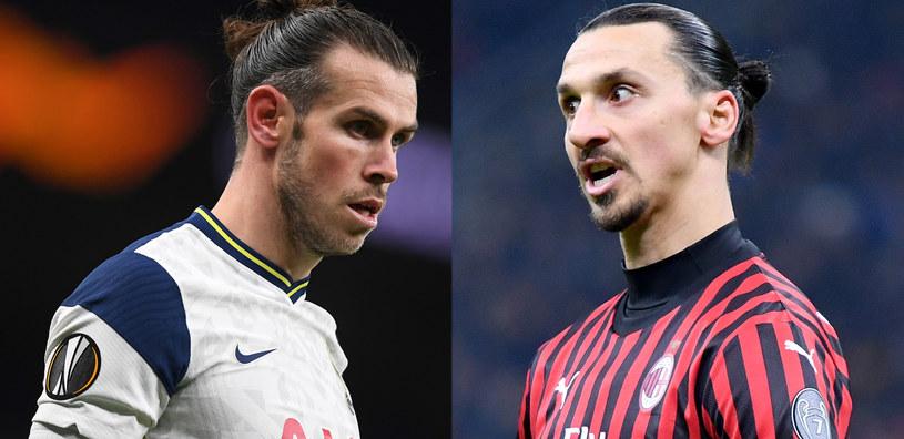 Bale i Ibrahimović /AFP