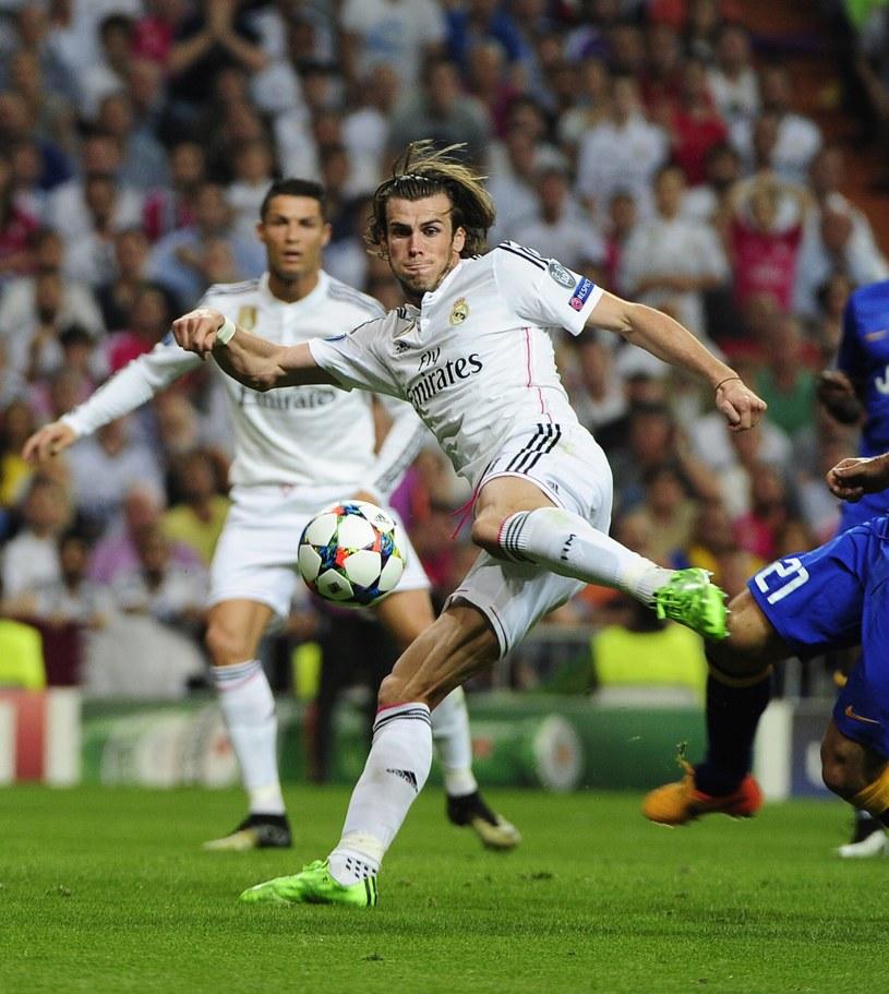 Bale podczas środowego spotkania Ligi Mistrzów z Juventusem Turyn /AFP