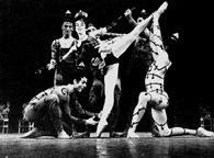Balet: Igor Strawinsky, Danses Concertantes, 1944 /Encyklopedia Internautica