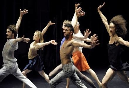 """Balet 'Piekło"""" w wykonaniu kompanii Emio Greco/PC /AFP"""