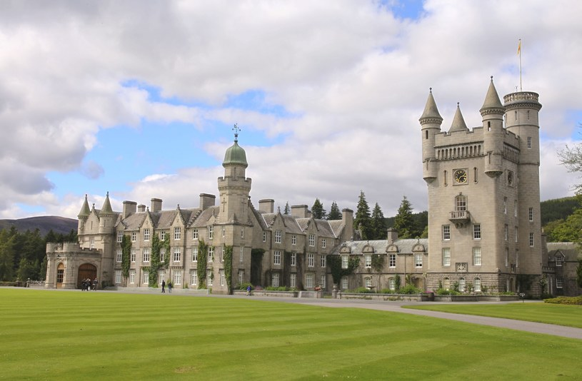 Balmoral - letnia posiadłość brytyjskiej rodziny królewskiej /123/RF PICSEL