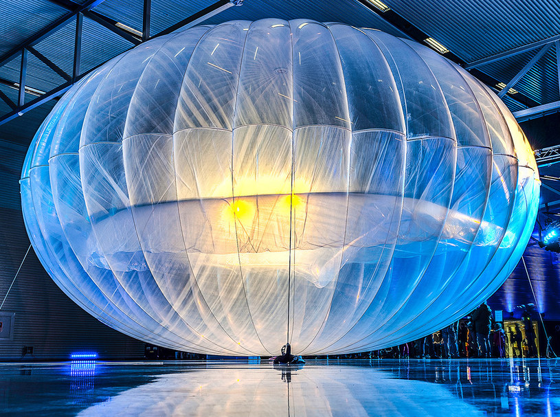 Balon Loon pobił rekord lotu /materiały prasowe