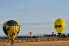 Balon RMF FM na francuskim niebie