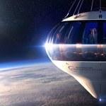 Balonem polecą w kosmos
