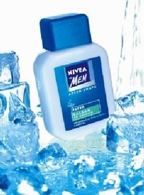 Balsam po goleniu NIVEA for Men Fresh /materiały prasowe