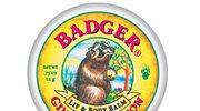 Balsamy do ust i ciała, Badger