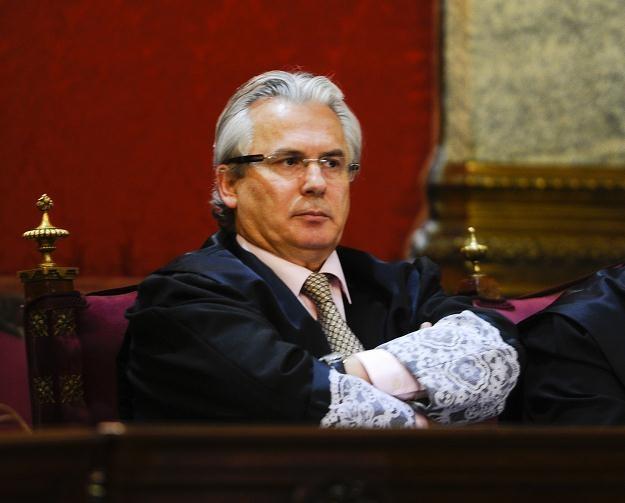Baltasar Garzon /AFP