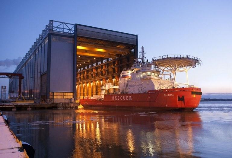 Baltika to jeden z najnowszych statków na świecie /materiały prasowe