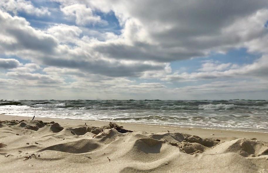 Bałtyckie kąpieliska są już wolne od sinic /Monika Kamińska /Archiwum RMF FM