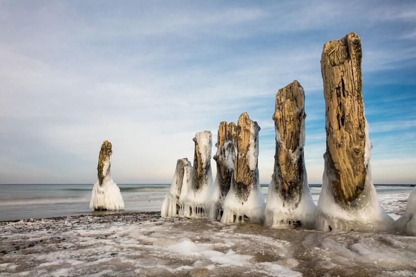 Bałtyk zimą /123RF/PICSEL