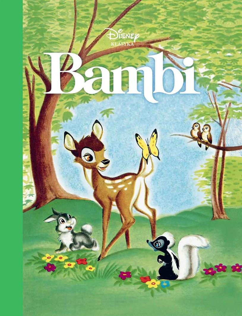 Bambi /INTERIA.PL/materiały prasowe