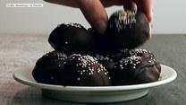 Banalnie prosty przepis na czekoladowe trufle z trzech składników
