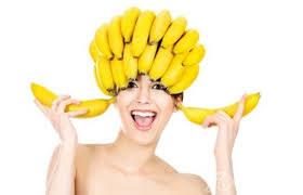 Bananowa maseczka do włosów /© Photogenica